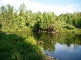 На реке Голоустная